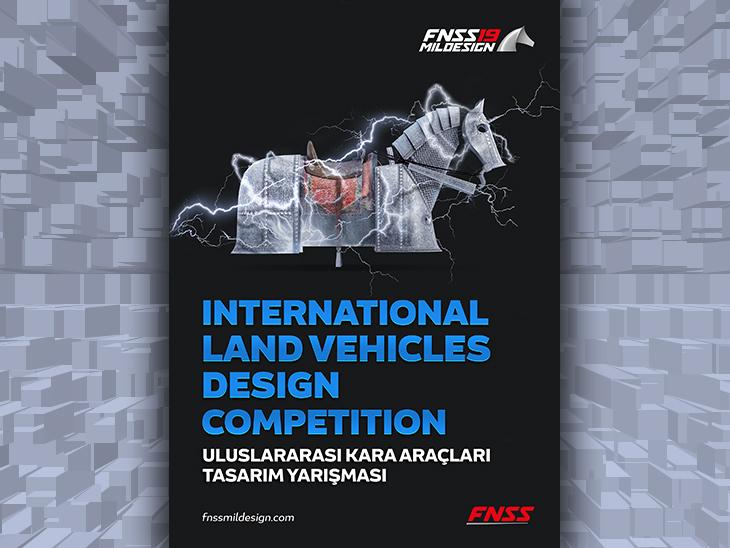 FNSS MILDESIGN Uluslararası Askeri Kara Araçları Tasarım Yarışması 3