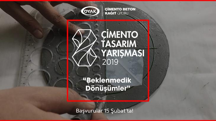 OYAK Çimento Tasarım Yarışması