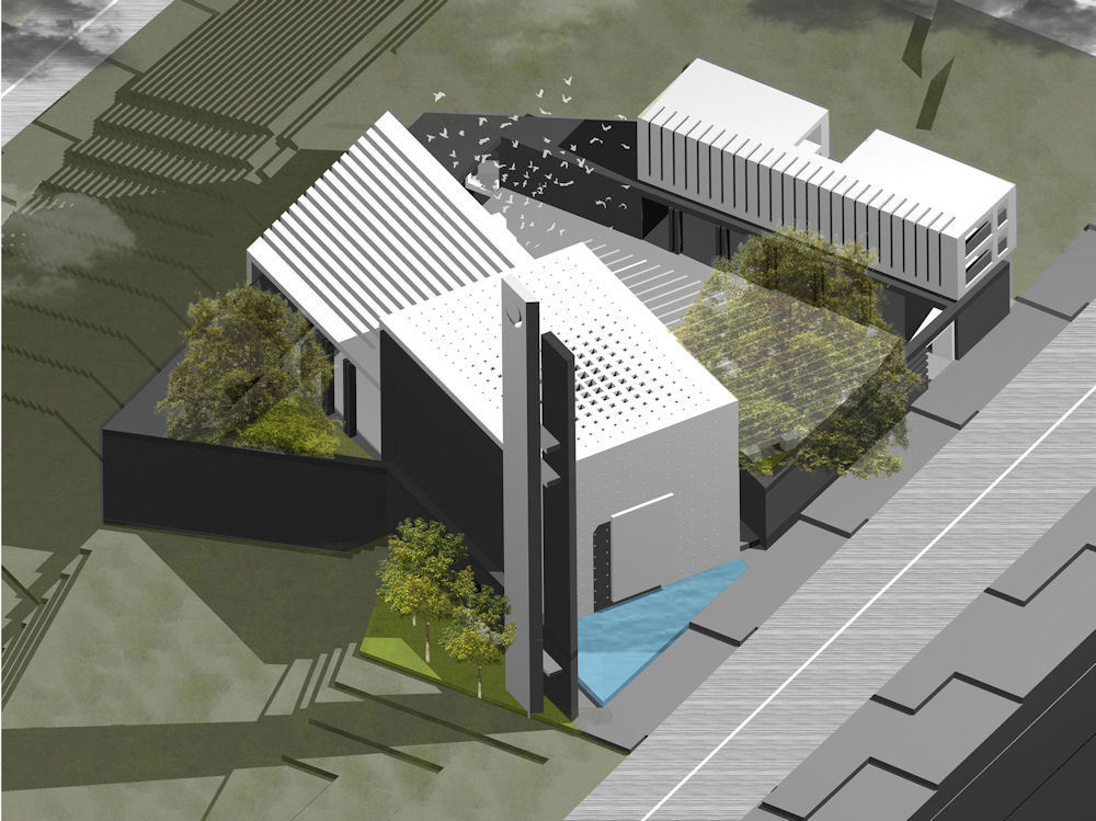 Eşdeğer Mansiyon, Şişli Halide Edip Adıvar Külliyesi Ulusal Mimari Proje Yarışması
