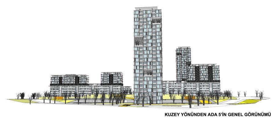 Eşdeğer Ödül, İstanbul-Kayabaşı Bölgesi için Konut Tasarımı Ulusal Mimari Fikir Proje Yarışması