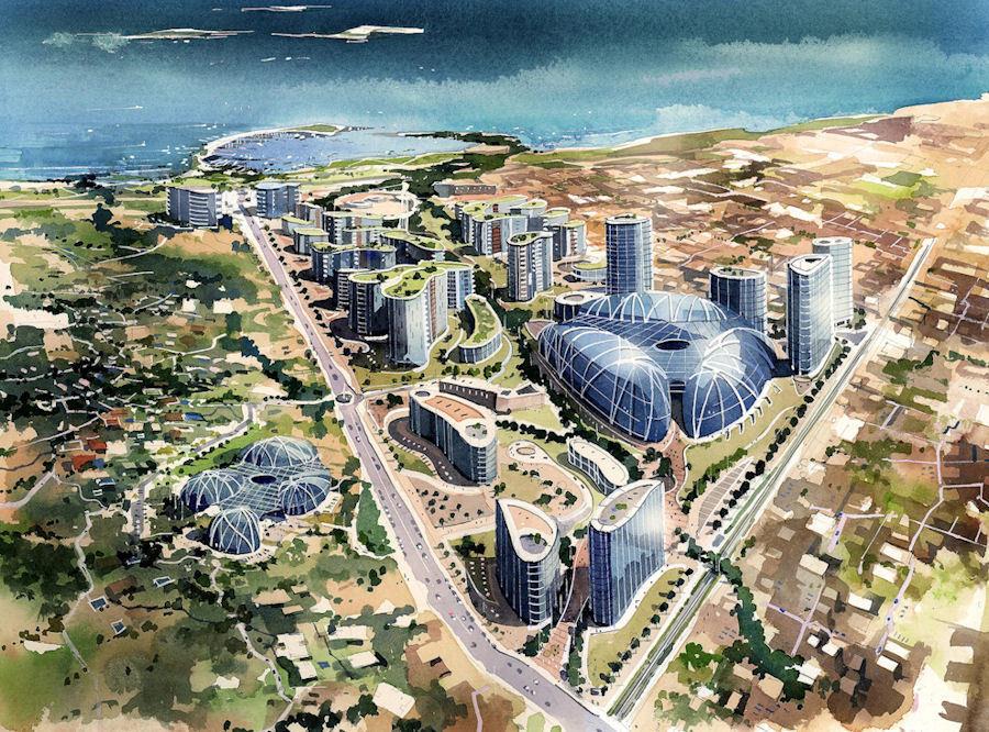 Katılımcı, Maltepe - Dragos Sanayi Alanları Davetli Mimari Proje Yarışması