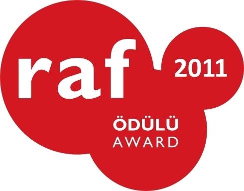 RAF Yapı Malzemesi Ödülü 2011