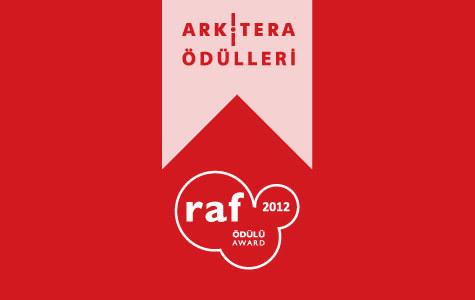 RAF Yapı Malzemesi Ödülü 2012