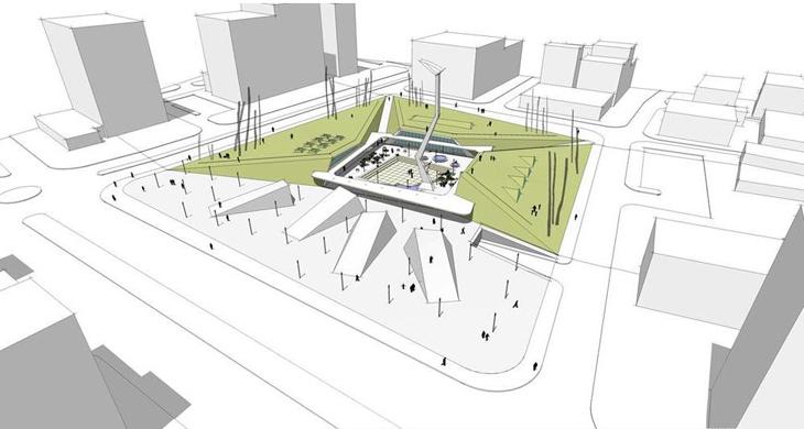Kahramanmaraş Kültür Parkı Ulusal Mimari Proje Yarışması Sonuçlandı
