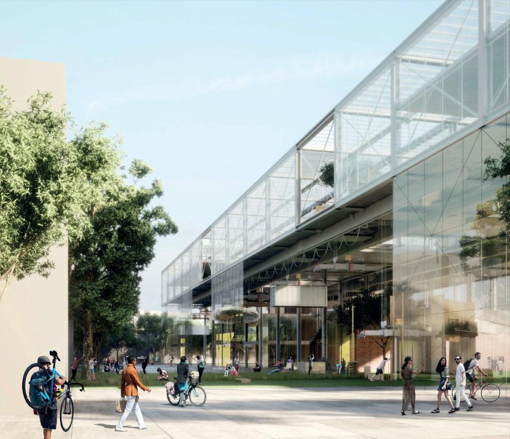 Danimarka'da Yeni Bir Mimarlık Okulu Binası Yarışmayla Yapılıyor