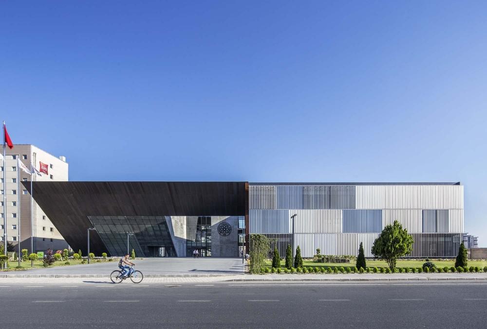Kayseri Ticaret Odası (KTO) Hizmet Binası