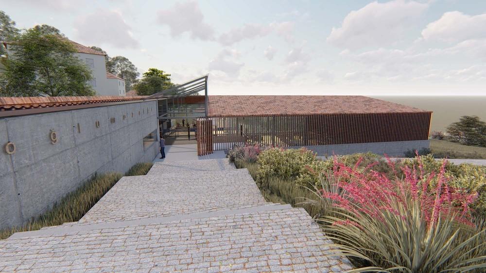 Kadıoğlu Mozaikleri Koruma Çatısı ve Ziyaretçi Merkezi Projesi