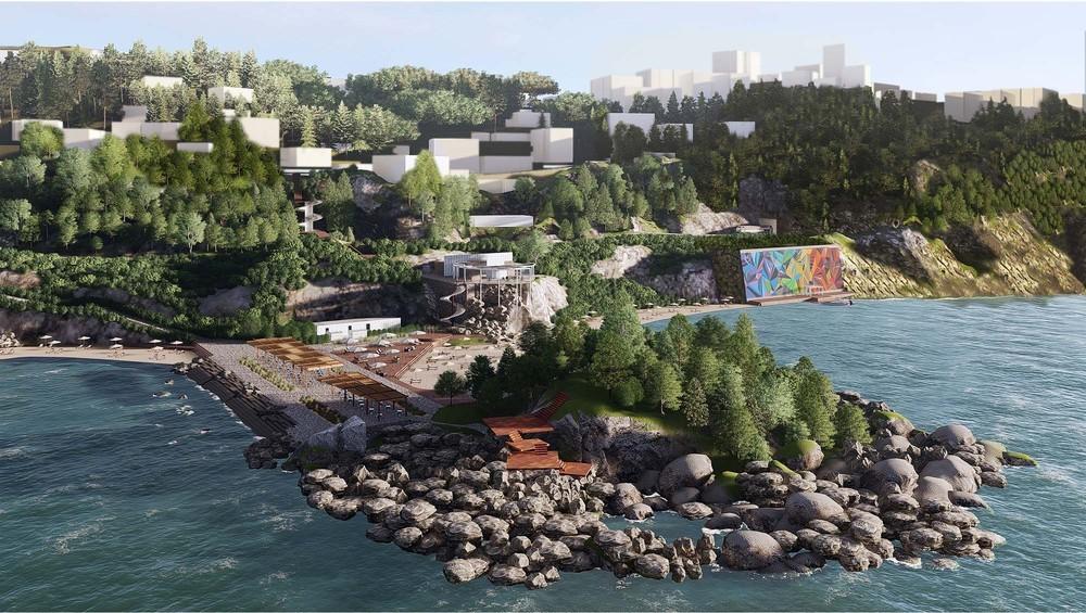 Zonguldak Orta Kapuz Tersane ve Yakın Çevresi Düzenleme Projesi