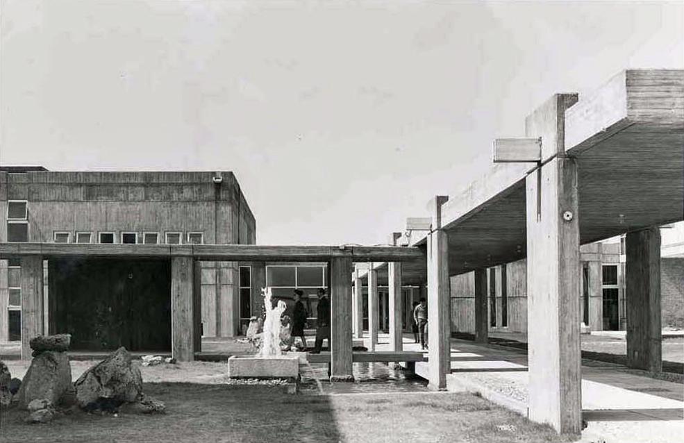 Orta Doğu Teknik Üniversitesi (ODTÜ) Mimarlık Fakültesi