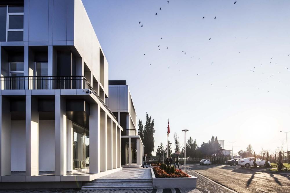 Karacabey Ziraat Odası Başkanlığı Yeni Hizmet Binası