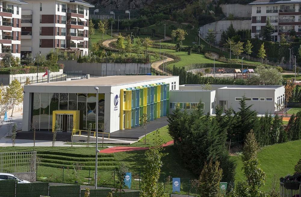Fide Okulları Süreyyapaşa