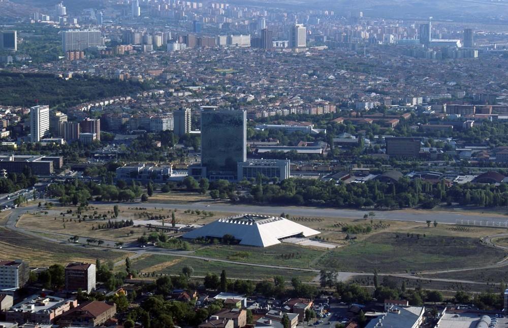Ankara Atatürk Kültür Merkezi (AKM)