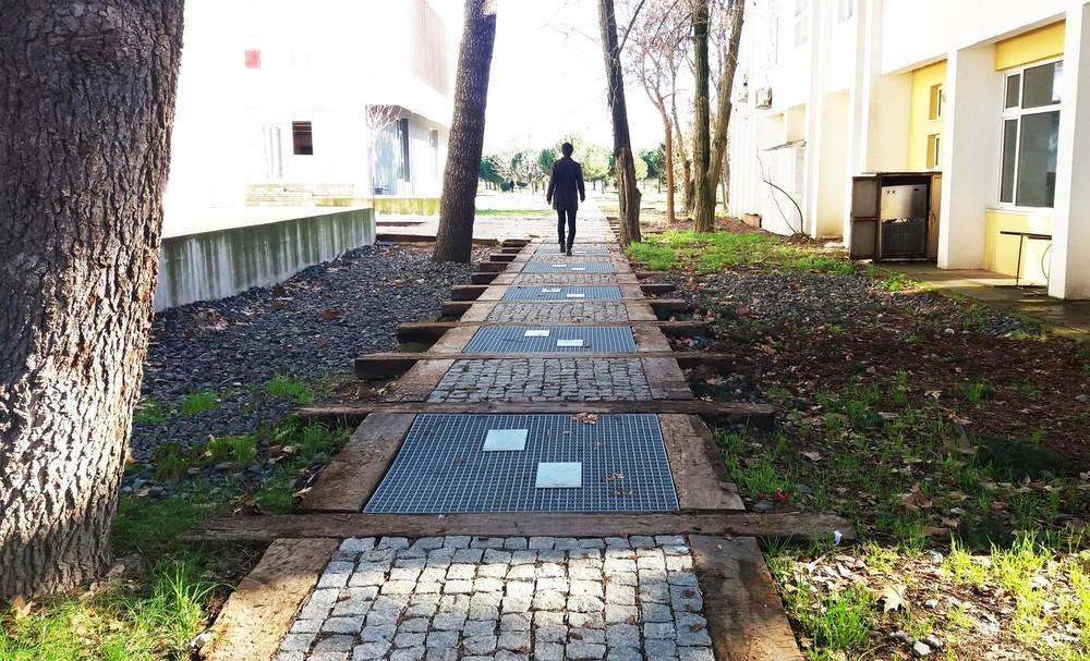 Gebze Teknik Üniversitesi Mimarlık Fakültesi Çevre Düzenleme ve Peyzaj Projesi