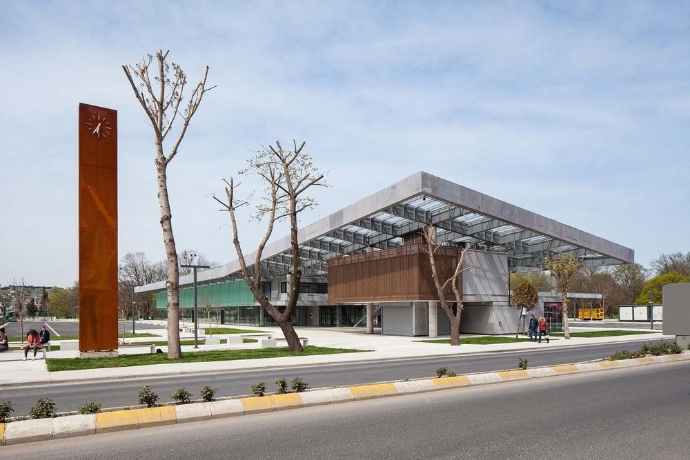 Lüleburgaz Şehirlerarası Otobüs Terminali