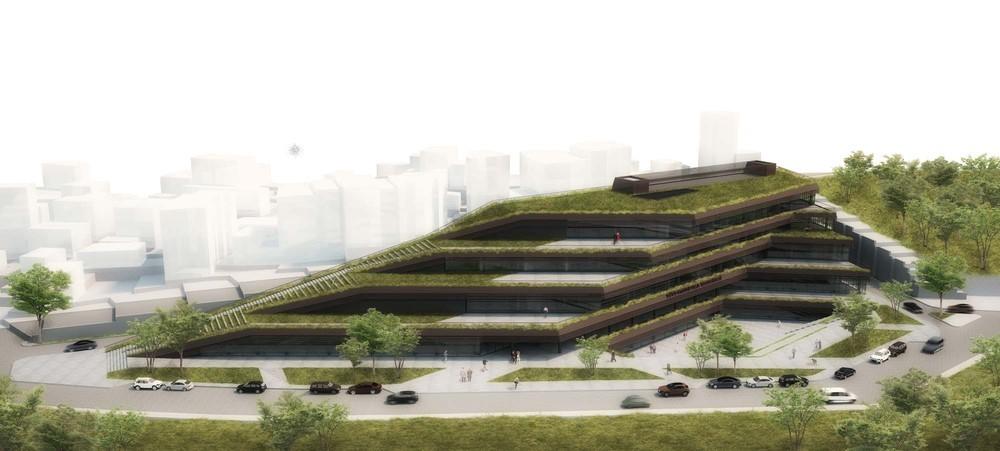 Katılımcı (Manço Mimarlık), Süleymanpaşa Belediye Hizmet Binası Mimari Proje Yarışması