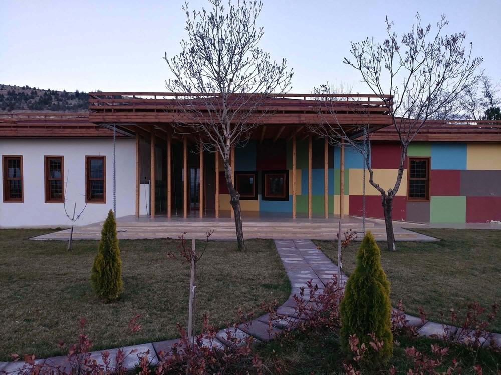 Malatya Büyükşehir Belediyesi Ekolojik İdari Bina
