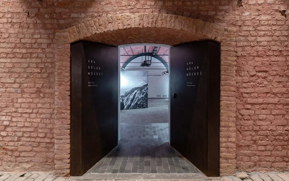Ara Güler Müzesi Bomontiada