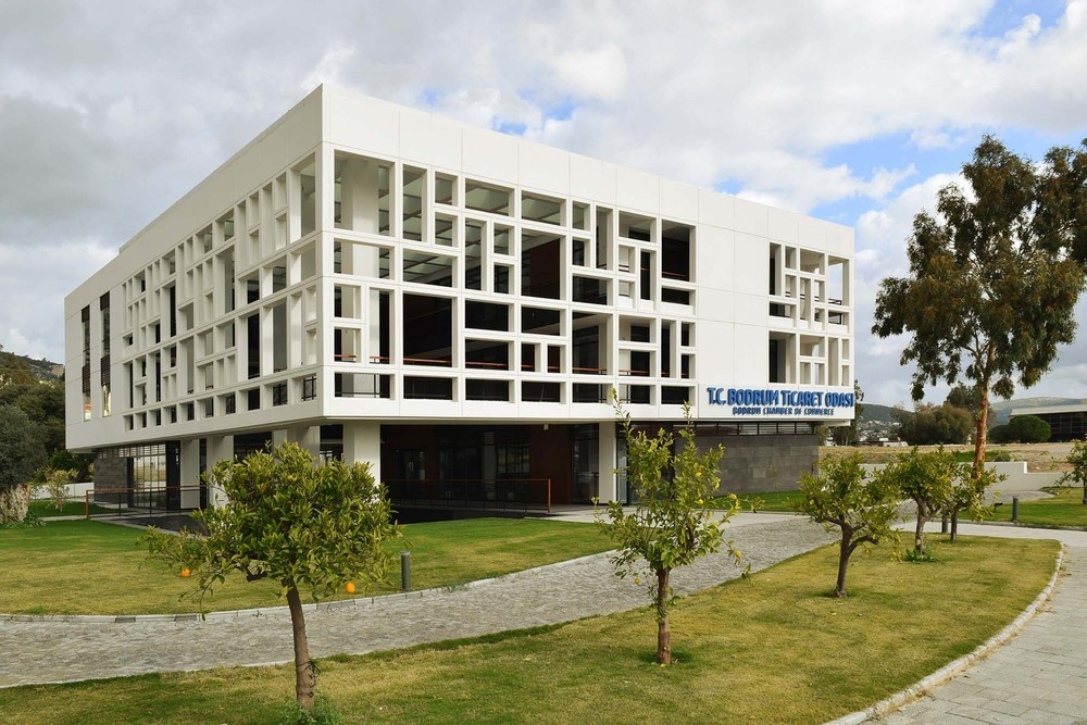 Bodrum Ticaret Odası Hizmet Binası