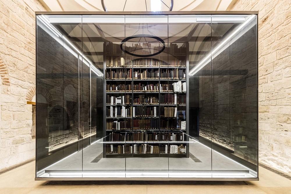 Beyazıt Devlet Kütüphanesi Renovasyon Projesi
