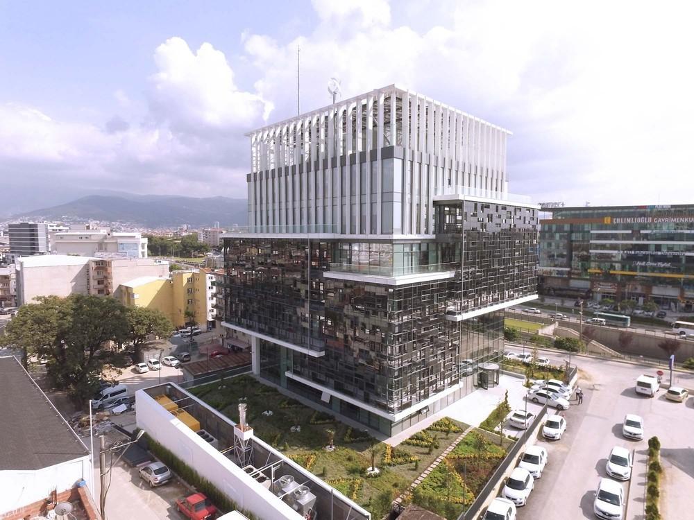 EWE & Bursagaz Merkez Binası