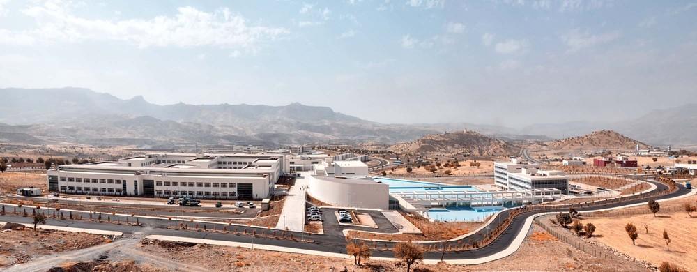 Şırnak Üniversitesi Kampüsü
