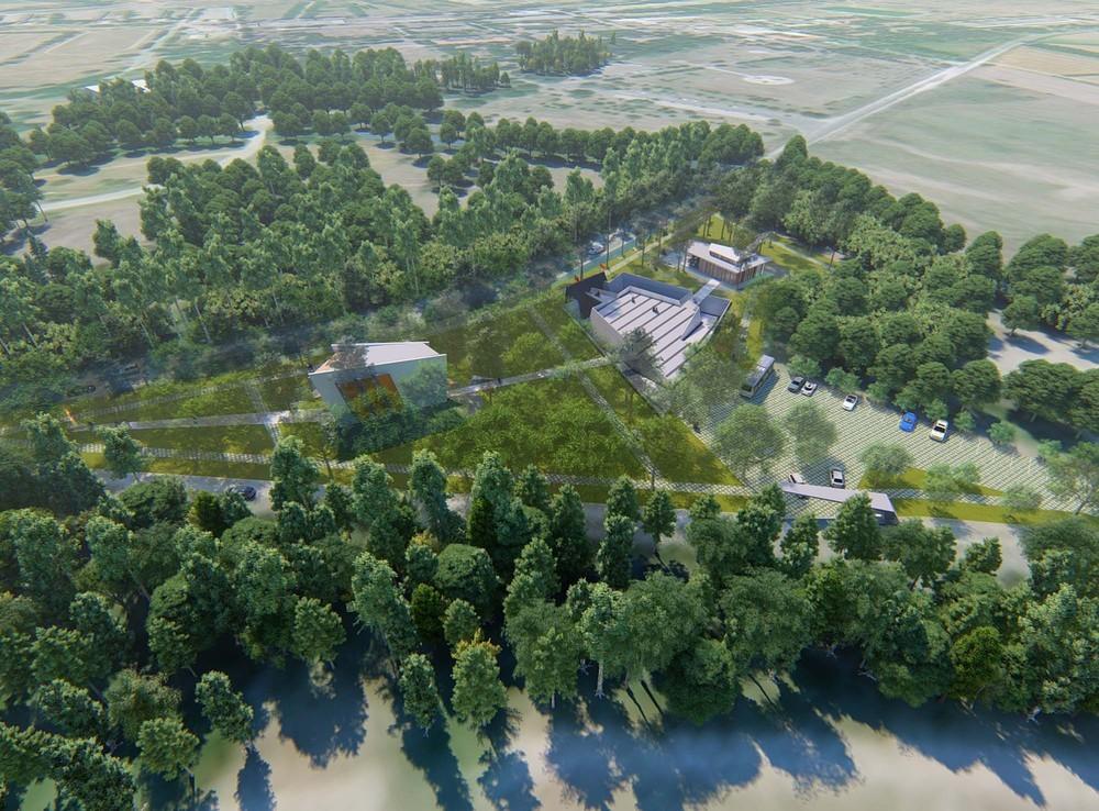Katılımcı (VIA Mimarlık), Kore Savaşı Anma Alanı ve Ziyaretçi Merkezi Mimari Proje Yarışması
