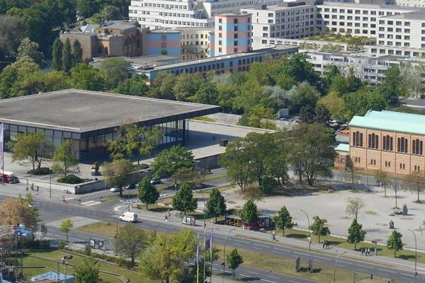 Berlin'de Modern Sanatlar Müzesi İçin Star Mimarlar Yarışıyor