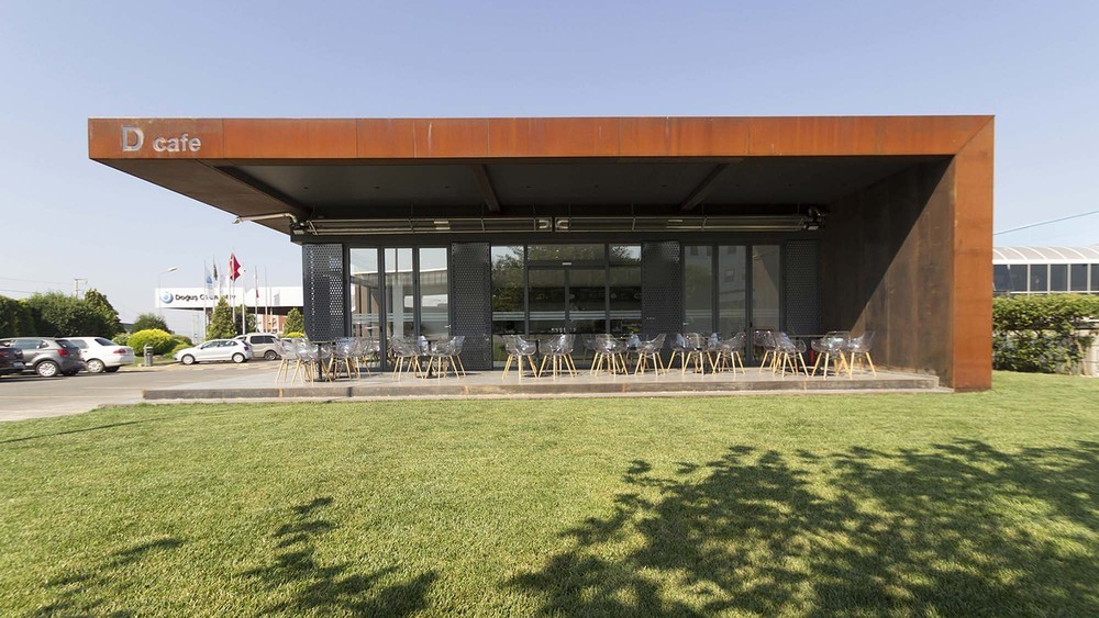D Cafe Personel Kafeteryası