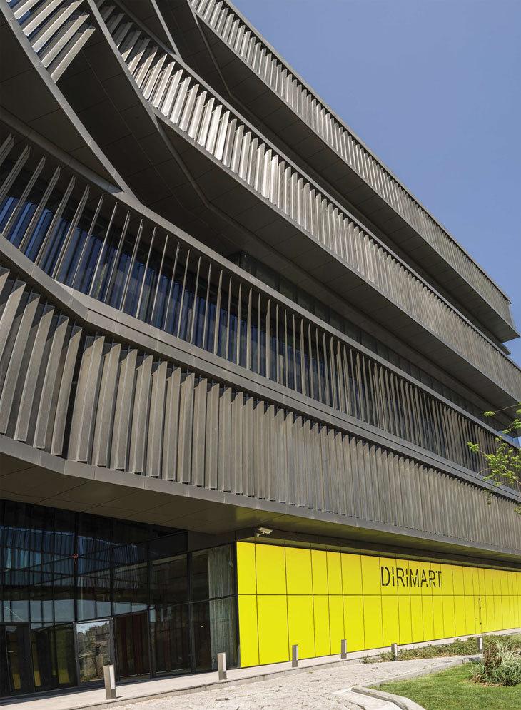 Dirimart, Grimshaw Tasarımı Vehbi Koç Çağdaş Sanat Müzesi'ne Komşu Geliyor