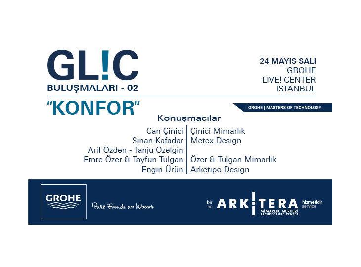 GL!C (GROHE Live!Center) Buluşmaları'nın İkincisi 24 Mayıs'ta