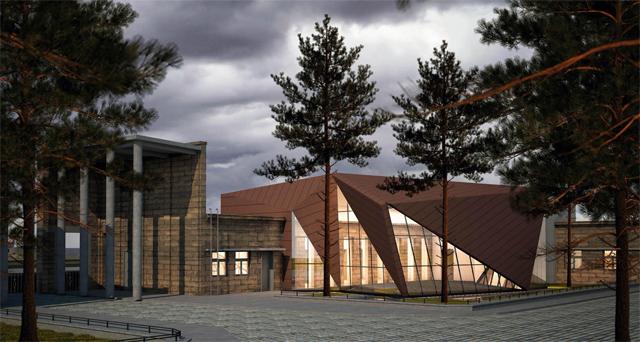 Fabrikadan Üniversite Kampüsüne: AGÜ Sümer Kampüsü