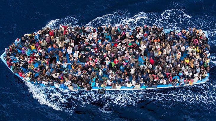 Yeni Uzaylılar ve Mülteci Kampları
