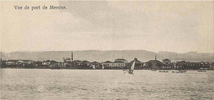 Mersin Kenti ve İkincil Konutlar