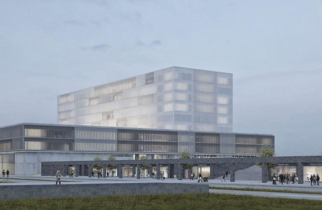Tekirdağ Büyükşehir Belediyesi Hizmet Binası Yarışması Ardından