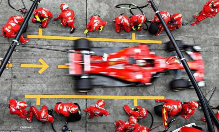 Biz Bir Ferrari Takımı Olabilir miyiz?