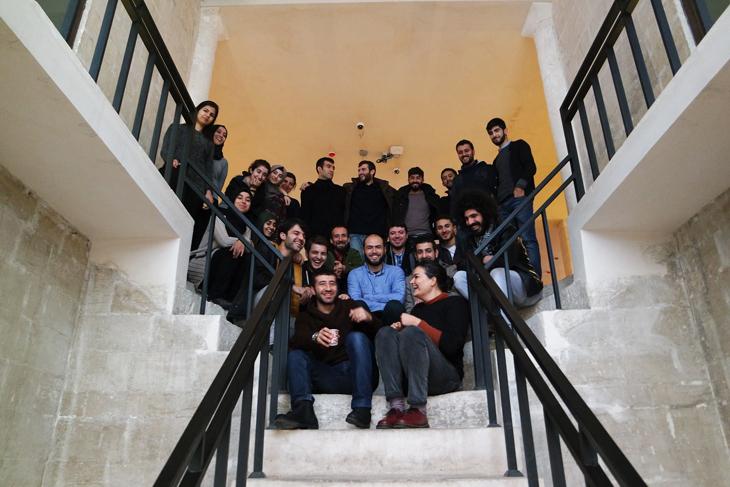 Mardin'de Mimarlık Eğitimi Deneyimi: ProjeHacklab Mardin