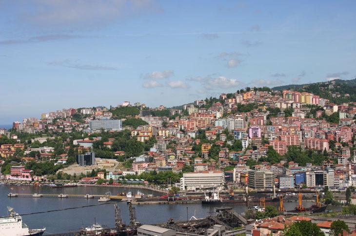 Zonguldak'ın Kentsel Kimliği Üzerine Notlar: Kara Elmas Diyarından Üniversite ve Turizm Kentine Doğru