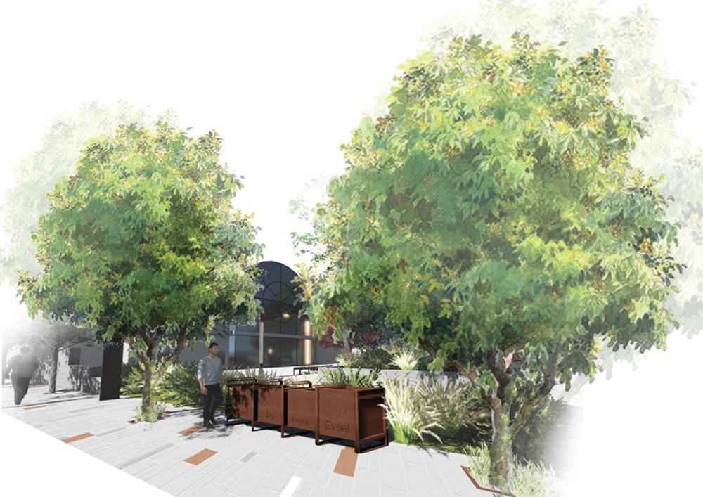 4. Mansiyon, Kimlikli Kent Mobilyaları Fikir Tasarım Yarışması