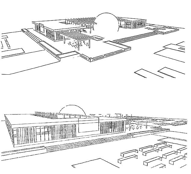 Katılımcı, Kırşehir Gezegenevi ve Kültürparkı Mimari Proje Yarışması