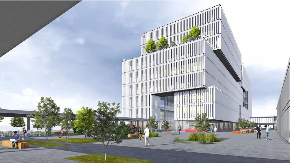 Katılımcı (Sinan Mimarlık), Balıkesir Büyükşehir Belediyesi Hizmet Binası Yarışması