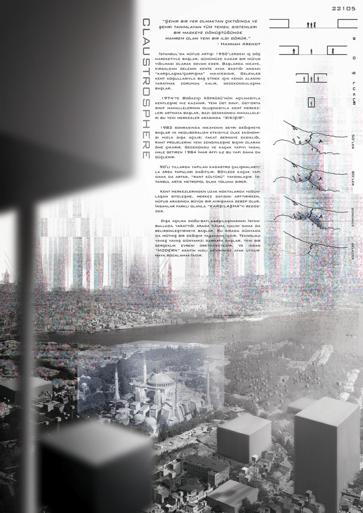 Jüri Özel Ödülü, Bir 'Palimpsest' Kent Olarak İstanbul ve Sonsuz Tasarım Katmanları