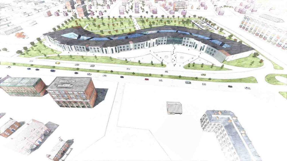 Edirne Adliye Binası Tasarımı
