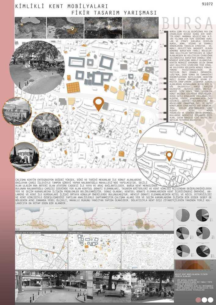 6. Mansiyon, Kimlikli Kent Mobilyaları Fikir Tasarım Yarışması