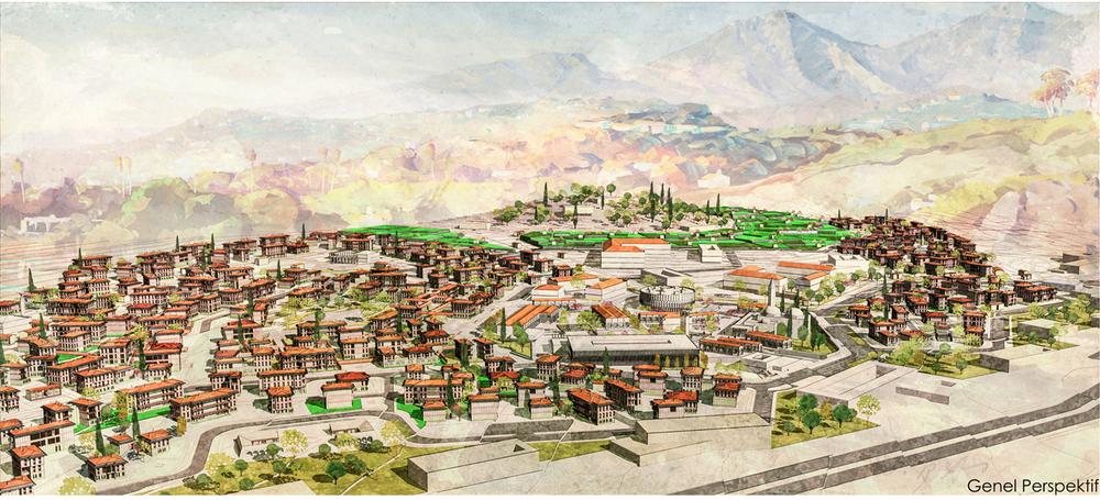 Eşdeğer Mansiyon, Mahalle Tasarımı Fikir Yarışması