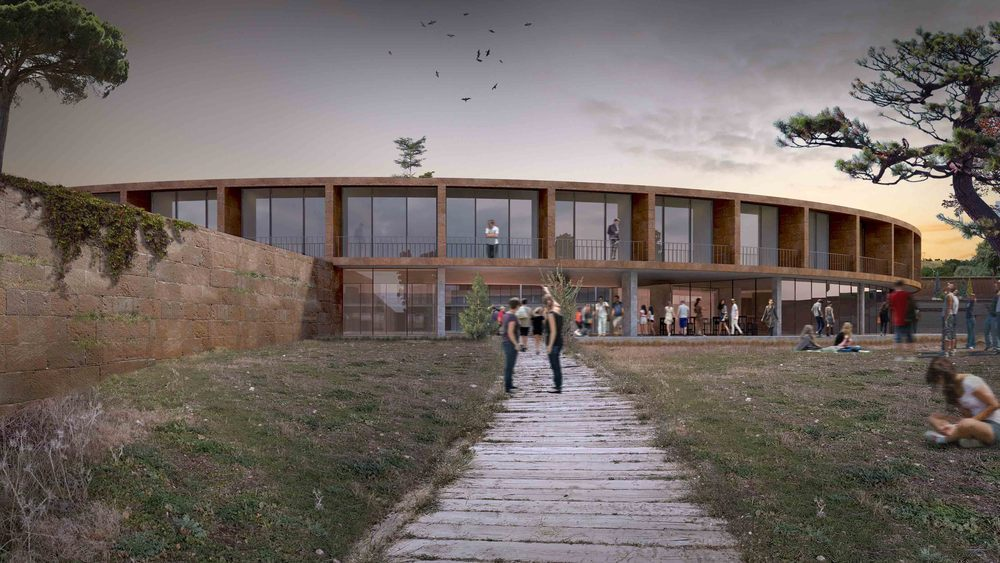 4. Mansiyon, Ahlat Gençlik Kampı Mimari Proje Yarışması