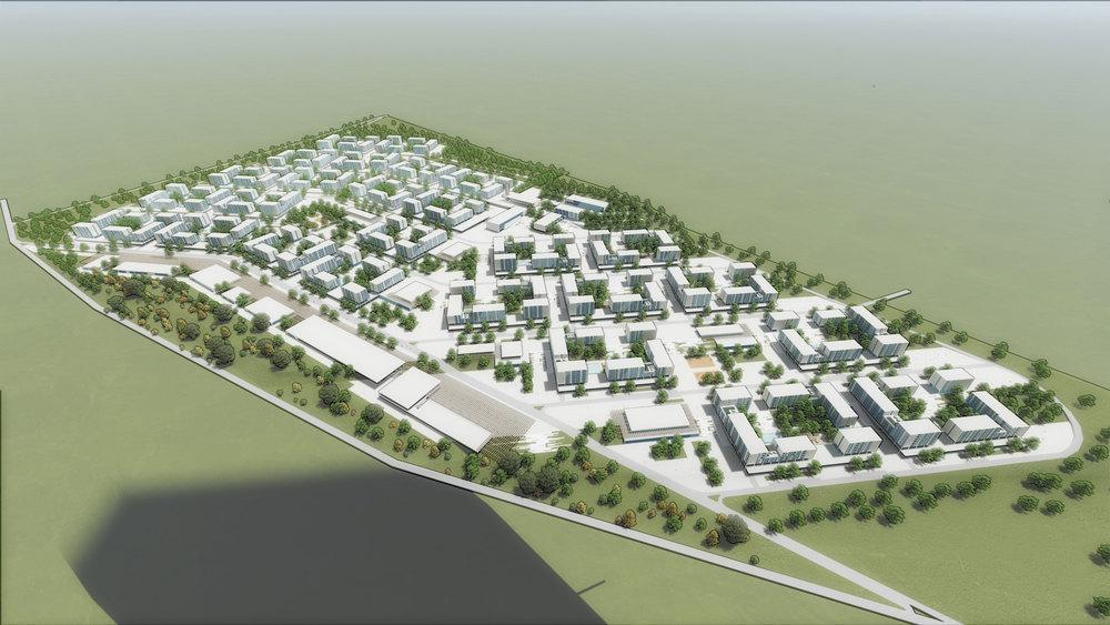Mansiyon Ödülü, Mahalle Tasarımı Fikir Yarışması