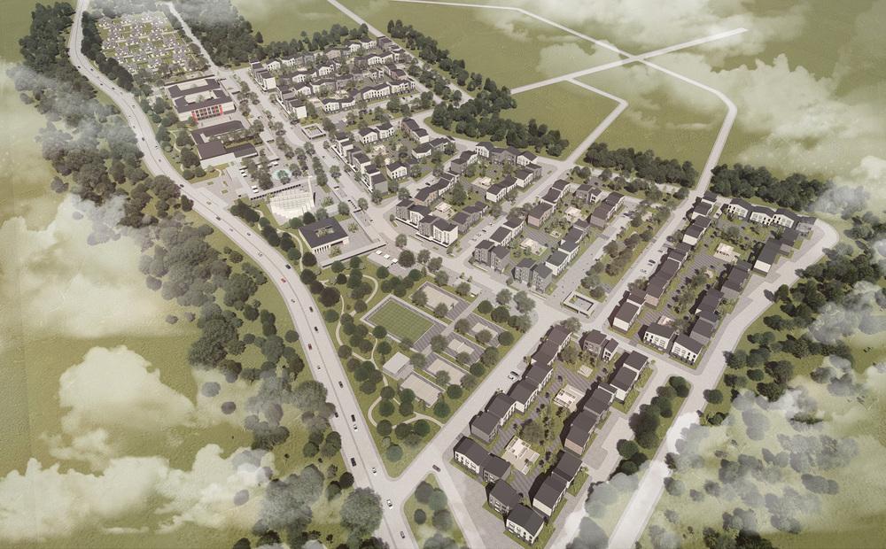 2. Ödül, Doğu Anadolu Bölgesi (Muş) 7 İklim 7 Bölge - Mahalle Ulusal Mimari ve Kentsel Tasarım Fikir Yarışması