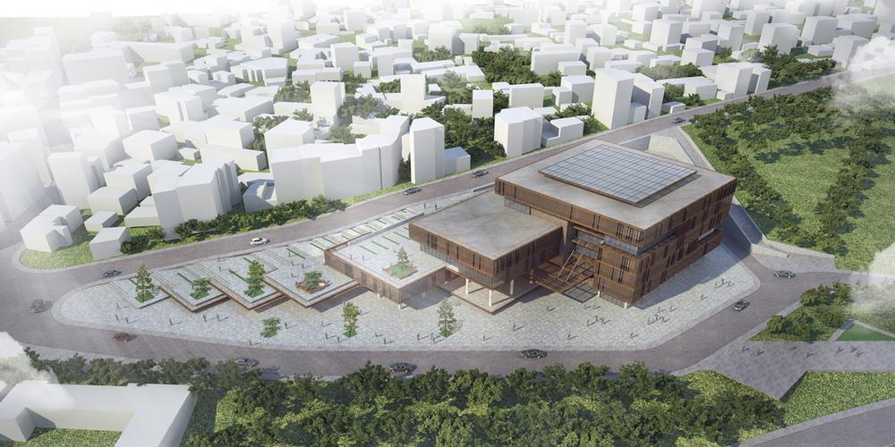 Katılımcı (NKY), Süleymanpaşa Belediye Hizmet Binası Mimari Proje Yarışması