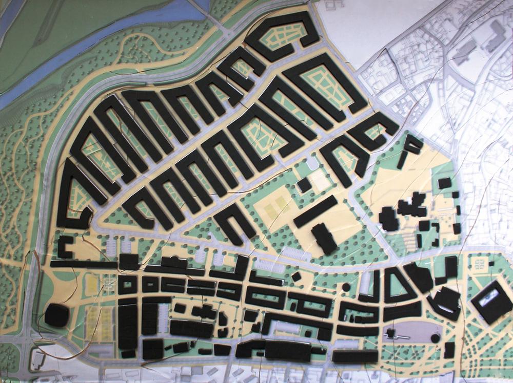 Talatpaşa Kentsel Tasarım Projesi