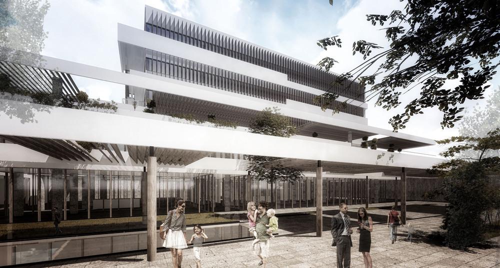 Katılımcı, Süleymanpaşa Belediye Hizmet Binası Mimari Proje Yarışması